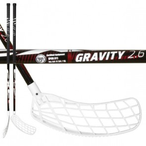 EXEL GRAVITY 2.6 RED 103cm ROUND MB