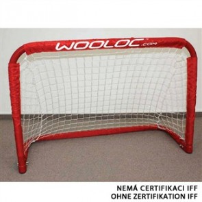 FLOORBALL GOAL WOOLOC SMALL 90x60CM