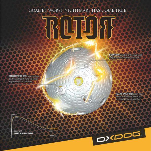 OXDOG ROTOR WHITE-1