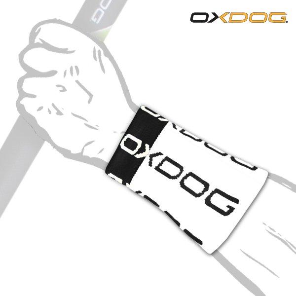 OXDOG TOUR LONG WRISTBAND WT/BK-0