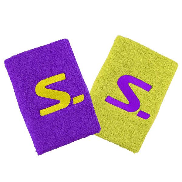 SALMING WRISTBAND 2PACK PR/YL-0