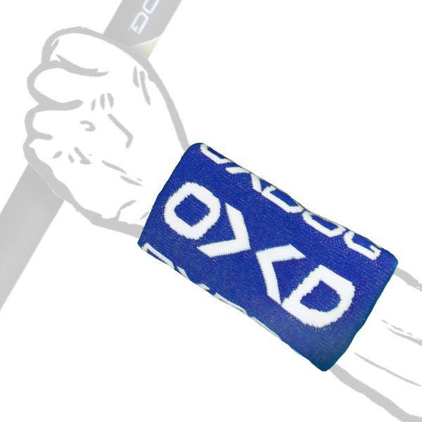 OXDOG TWIST LONG WRISTBAND BLUE/WHITE-0