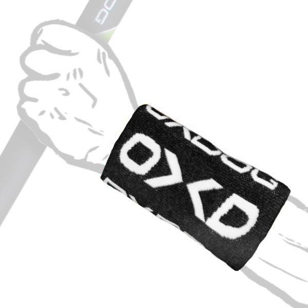 OXDOG TWIST LONG WRISTBAND BLACK-0